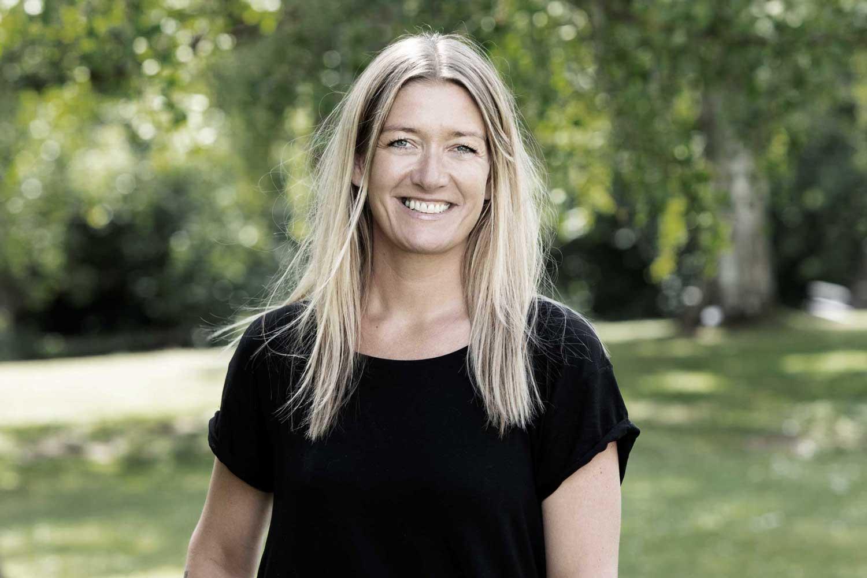 Billede af HR- og økonomichef Sanne Olsen